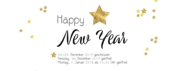 Erinnerungsfotos Silvester 2017 / 2018